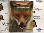 Preloved Book A Foxers Year - Patrick Hook - Used
