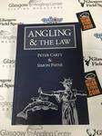 Book Preloved - Angling & The Law - Peter Carty & Simon Payne - Excellent