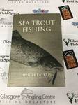 Book Preloved - Sea Trout Fishing - Hugh Falkus - Excellent