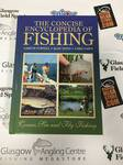 Book Preloved - The Concise Encyclopedia of Fishing - G. Purnell A. Yates C. Dawn - Used