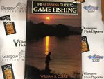 Preloved Book The Guiness Guide To Game Fishing - Used