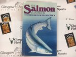 Book Preloved - The Salmon Handbook - Stephen Drummond Seddgwick - Used