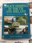 Book Preloved - Trout Fishing in the UK and Ireland - Lesley Crawford - Used