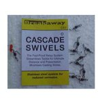 Breakaway Cascade Swivels 10pc