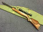 Preloved BSA Goldstar .22 Air Rifle with Scope and Bag - Used