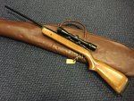 Preloved BSA Mercury .177 Air Rifle with Scope and Bag - Used