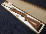BSA Preloved - Mercury MKII .22 Air Rifle (ZB Prefix 1974-78) with Box and Papers - Excellent