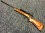 Preloved BSA Meteor MKV .22 Air Rifle (TH Prefix 1979-93) with Scope - Excellent