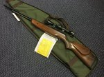 Preloved BSA Superstar MK2 .22 Air Rifle with Scope and Bag - Excellent