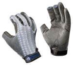 Buff Fighting Work II Glove M/L Gray Scale