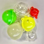 Buldo Round Bubble Floats