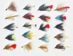 Stillwater Assorted Bushy Bob Flies x 20