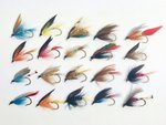 Stillwater Assorted Sea Trout Flies x 20