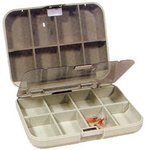 C&F Design Double Sided 16 Compartment Fly Case for Standard Flies