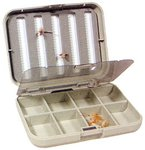 C&F Design Slitted Foam and 8 Compartment Case for Standard Flies