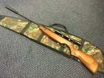 Preloved Cometa 300 .177 Air Rifle With Scope Silencer & Bag - Used