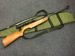 Preloved Cometa 300 .22 Air Rifle with Scope and Bag - Excellent