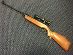 Preloved Cometa Model 100 .177 Junior Air Rifle with Scope - Excellent
