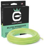 Cortland Tropic Plus BillFish Intermediate Fly Lines - Clear/Chartreuse