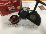 D.A.M. Preloved - Quick 110 Microlite Spinning Reel with Spool (Boxed) (Germany) - Used