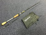 Daiwa Preloved - AIRD 6ft 7-28g Baitcaster Rod - Excellent