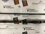 Preloved Daiwa Black Widow 12ft 3.25lb Carp/Pike Rod No Bag - As New