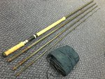 Preloved Daiwa C98 18ft #10-12 Salmon Fly Rod (Scotland) - Excellent