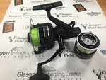 Daiwa Preloved - Regal 4000 BR Bait Feeder Reel with Spool - Excellent