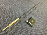 Daiwa Preloved - WF98 10ft 6in #7/9 Trout Fly Rod (Scotland) - Excellent