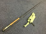 Daiwa Preloved - WF98 10ft #7/9 Trout Fly Rod (Scotland) - Used