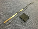 Daiwa Preloved - Whisker Spin 9ft 10-40g Spinning Rod (Made in Scotland) - Excellent