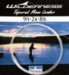 Daiwa Wilderness Tapered Leader