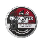 DAM Crosspower 8-Braid - Dark Grey