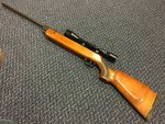 Preloved Diana G80 .22 Air Rifle with Scope - Used