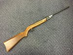 Preloved Diana Model 22 .177 Junior Air Rifle (1964) Made in Scotland - Used
