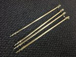Dinsmores Preloved - Spiral Point Tele Banksticks 24in x4 - Excellent