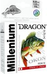 Dragon Lures Millenium Monofilament Perch Blue