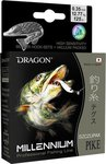 Dragon Lures Millenium Monofilament Pike Olive Green