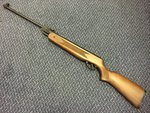 Preloved Edgar Bros Model 60 S .22 Air Rifle - Excellent