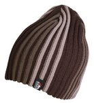 Eiger Striped Knitted Hat