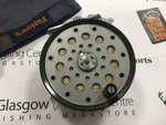Preloved Farlows Python 4'' Narrow Lever Drag Salmon Fly Reel - Excellent