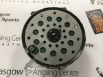 Preloved Farlows Serpent 4'' Wide Salmon Fly Reel - Used