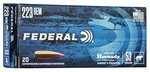 Federal Varmint and Predator .223 Win 53 Grain V-Max