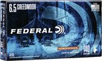 Federal Power-Shok 6.5 Creedmoor 140gr Soft Point