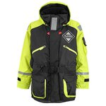 Fladen Black/Yellow Rescue System Flotation Jacket