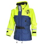 Fladen Blue/Yellow Rescue System Flotation Jacket