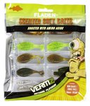 Fladen VERMZ Scented Soft Mini Shads & Single Tails 5.5cm