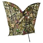 Flambeau Mad Max Hunters Blind Mossy Oak Break Up (47 x 35in)