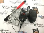 Fox Preloved - Micron PS MkII Drop Off Alarm with Case - Used