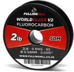 Fulling Mill World Class V2 Fluorocarbon 50m